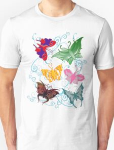 Bright Butterflies T-Shirt