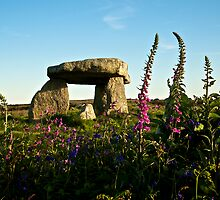 Lanyon Quoit, Cornwall by Emma Duncan