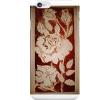 Rosaceae - Orange iPhone Case/Skin