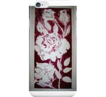 Rosaceae- Pink iPhone Case/Skin