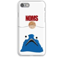 Cookie Jaws iPhone Case/Skin