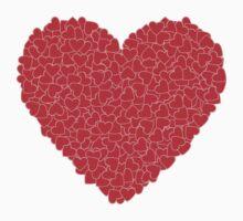 Hearts of hearts  Kids Tee