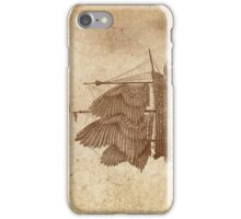 Winged Odyssey  iPhone Case/Skin