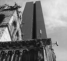 Architectual Boston by Christina Lancaster