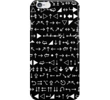 Which Way is Up  iPhone Case/Skin