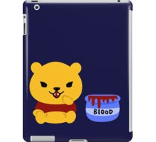 Vampire Pooh iPad Case/Skin