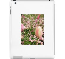 Pink Tulips iPad Case/Skin