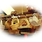A Gift Of Wicker For Your Lady by davesdigis