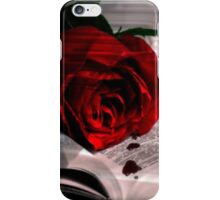 Every Rose Has It's Thorn iPhone Case/Skin