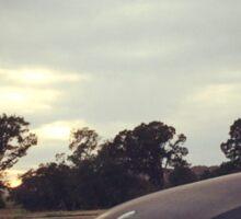 BMW Cloudy Image Sticker