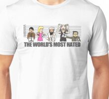 World's Most Hated Unisex T-Shirt
