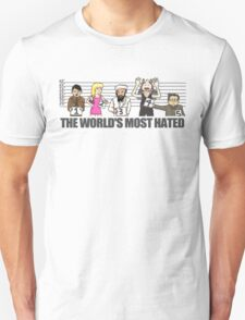 World's Most Hated T-Shirt