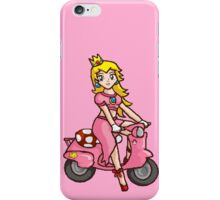 Princess Vespa? iPhone Case/Skin
