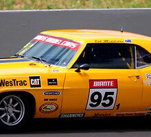 Big Chev - GT racing at Bathurst 2009 by GeoffSporne