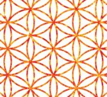 The Sun | Flower of Life Sticker