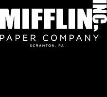Dunder Mifflin Inc A Paper Company  by rara25