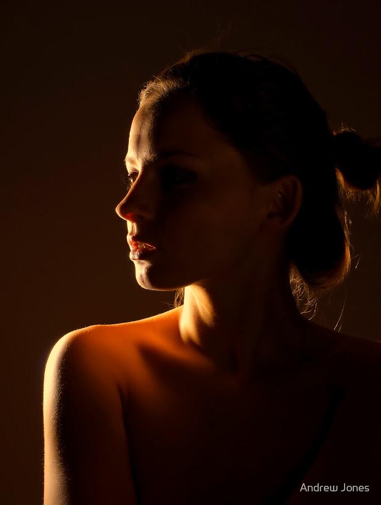 Monika portrait by Andrew Jones