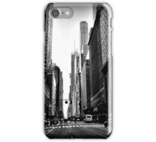 Outside Grand Central Station iPhone Case/Skin