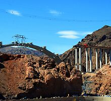Hoover Dam ByPass by Irvin Le Blanc