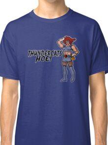 Thundercats Hoeeeee Classic T-Shirt