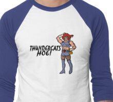 Thundercats Hoeeeee Men's Baseball ¾ T-Shirt