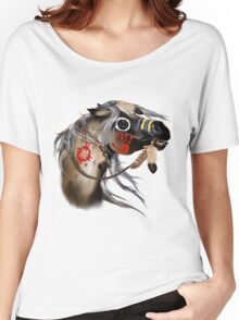 War Horse Women's Relaxed Fit T-Shirt