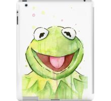 Kermit iPad Case/Skin