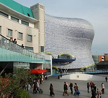 Bull Ring is Birmingham by kingfisher