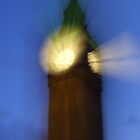 Big Ben zoooooom by Tony Blakie