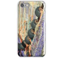 At the harbour of Terschelling iPhone Case/Skin