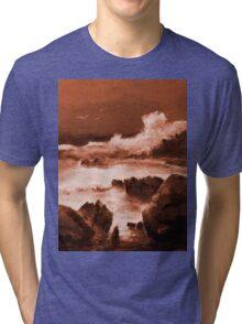 Majestic Ettalong Beach 1.2 Tri-blend T-Shirt