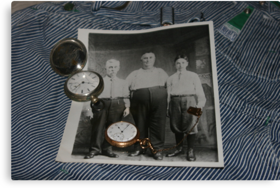 My Grandfather's Watches by Susan Russell