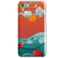 Fish Float iPhone Case/Skin