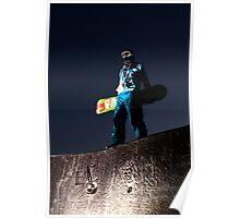 Joe night shoot Poster