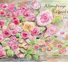 A Friend's Eye by Caroline  Lembke