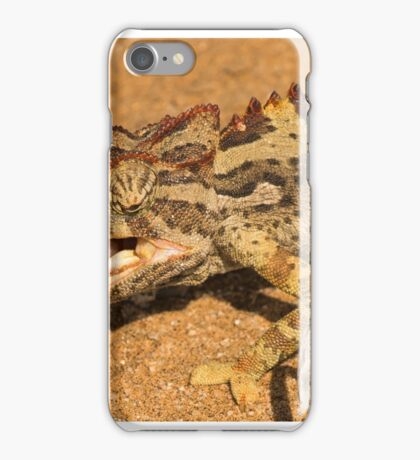 Eating its Prey iPhone Case/Skin