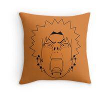 Naruto - Pain Chibi Funny Face Throw Pillow