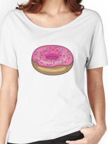 Sprinkle Donut Women's Relaxed Fit T-Shirt