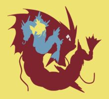 Pokemon At the Heart of Gyrados Kids Clothes