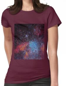 Rapsody of the stars E Major 1.0 Womens Fitted T-Shirt