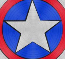 The American Shield Sticker