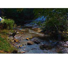 Indian Creek Photographic Print