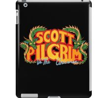 Scott Pilgrim vs. The Universe iPad Case/Skin
