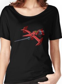 Swordfish in Space Women's Relaxed Fit T-Shirt