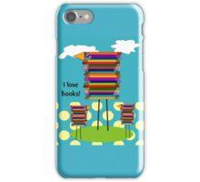 Book Lovers Book Birds iPhone Case/Skin