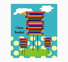 Book Lovers Book Birds Unisex T-Shirt
