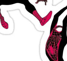 Spider-Men Sticker