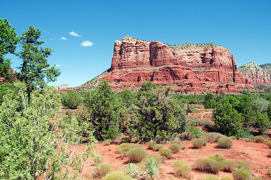 Sedona, Arizona by upthebanner