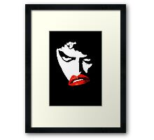 Rocky Horror. Framed Print