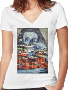 Urban Decay Decaying Women's Fitted V-Neck T-Shirt